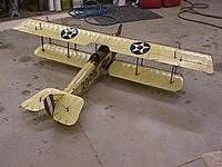 Name: Model-Curtiss JN-4D2 Jenny by unknown-sixth scale.jpg