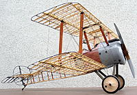 Name: Model-Sopwith Camel by Robert Karr-eighth scale-AMAZING all true construction!.jpg