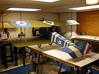 Name: Model-Sopwith Pup by Kim Foster-quarter scale.jpg