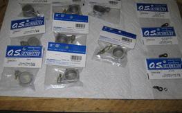 OS 25 FX parts NIP