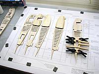 Name: tbm-024-XL.jpg Views: 137 Size: 222.8 KB Description: Ply landing gear mount and flap servo mount reenforcements