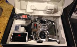 NIB DX18 Transmitter
