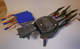 Steadidrone Qu4D for Sale
