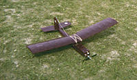 Name: Lew Heifner's First RC Plane 2.JPG