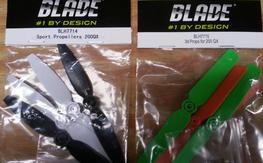 Blade 200 QX 3D or Sport Props (BLH 7717 & 7715)