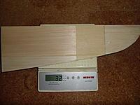 Name: SAM_0678.jpg Views: 266 Size: 195.9 KB Description: 32 g per halve (plus a bit of masking tape)