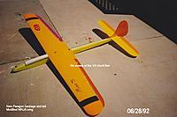 Name: Paragon-08.jpg Views: 209 Size: 141.9 KB Description: Modified NINJA wing on Paragon fuselage.