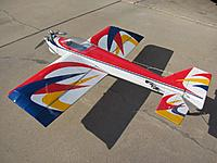 great planes u can do  46 with thunder tiger  91 4 stroke amp  servos   n