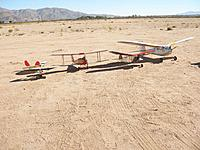 Name: Tom, Skip, and my models Appe Valley.jpg