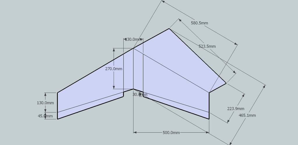 Foam Board RC Airplane Plans http://www.rcgroups.com/forums/attachment ...