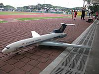 Name: Self taken picture Boeing 727.jpg