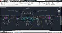 Name: Retracts DWG 3.jpg Views: 82 Size: 239.8 KB Description: A350-900 Retracts up and down positions