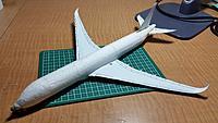 Name: A350 (6).jpg Views: 129 Size: 431.3 KB Description: A350-900 Chuck-Glider to test CG