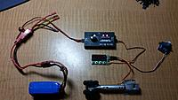 Name: 20141023_012031.jpg Views: 29 Size: 463.2 KB Description: Assan Gear-Door Sequencer - Set up but not working