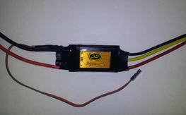 Scorpion Commander 35A esc (New)