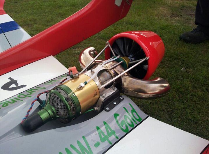 The future of micro jet engine design  - RCU Forums