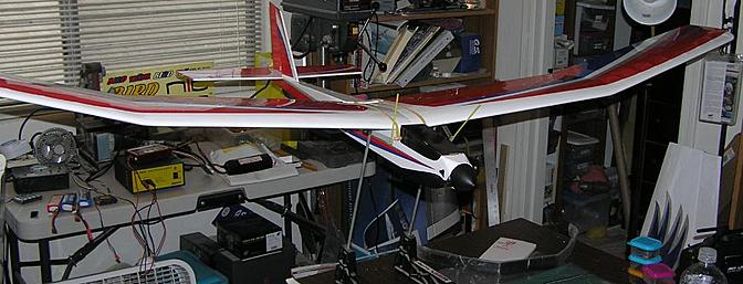 """Great Planes """"CG Machine"""" comes into use once again!"""