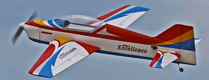 Flight Model's Mini Excellence