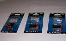 3 brand new still in package ds76 servos