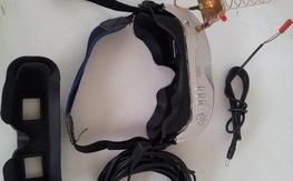 Boscam 2.4/5.8 rx fpv goggles