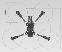Name: DiaLFonZo - DJI Spyder - Round tube caged.png