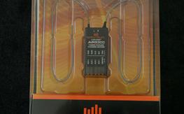 AR9300 DSM2 Carbon Fuselage Receiver NIB