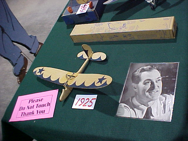 This was a stand full of old Free Flight and rubber powered planes.