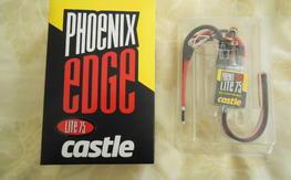 Castle Phoenix Edge Lite 75 amp ESC