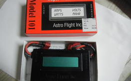 Astro Flight Digital Watts/Volt Meter
