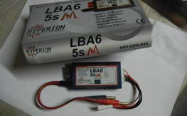 LBA6-5A Balancer for 2s,3s.4s.5s
