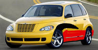 Name: yellow pt cruiser.jpg