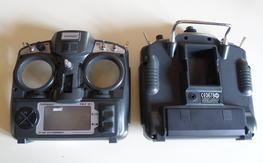 Turnigy 9X V2 radio case