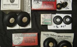 3 sets of Trexler, 1 pair Perfect wheels