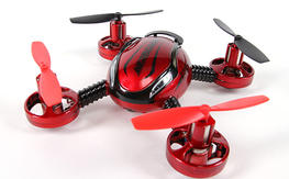 Aerocraft Mini Quadcopter with Micro Camera and Lights