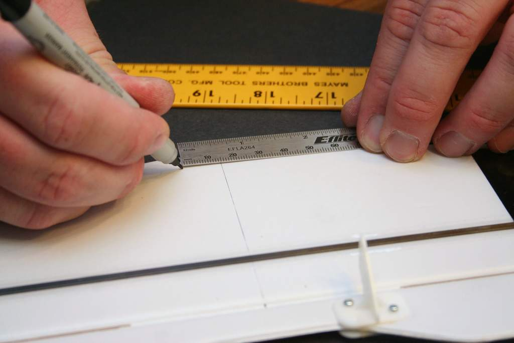 Measure twice, tape once.