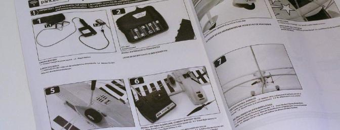 Assembling the Decathlon is quite easy with the detailed photos in the quick start guide.