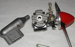 Enya 15-IV RC ENGINE
