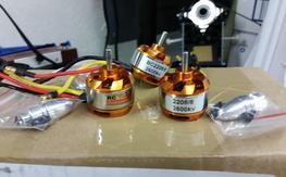 RC timer motors