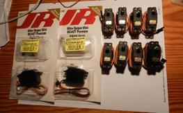 JR DS3421's