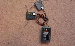 Spektrum AR9020 DSMX Receiver