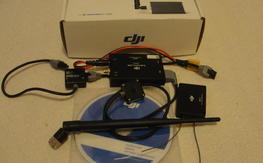 DJI Ground station+mini OSD