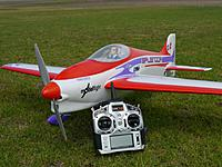 Name: E-Flite Splendor + DX18.jpg