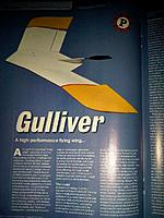 Name: Guliver.jpg Views: 183 Size: 102.2 KB Description: Text says it really soars.   I can imagine it drawing hawks and buzzards!