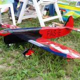 Andr� Wedseltoft�s scratch built Flying Aces Sportster went on to win the best sport plane prize.
