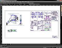 "Name: TCD2.jpg Views: 1 Size: 180.5 KB Description: Turbocad Design 21's ""Default"" GUI (not the modern one)"