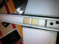 Name: mise_en_croix.jpg Views: 16 Size: 206.2 KB Description: ...then stuck with Epoxy in the fuselage.