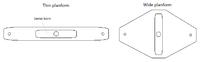 Name: Planform variations.png Views: 12 Size: 6.1 KB Description: Different flexplate planforms.