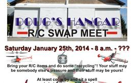 First Swap Meet of the Year!