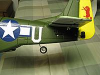 Name: PZ P-51 tail wheel 002.jpg