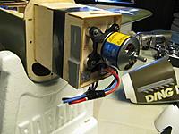 Name: e-flite P-51B 007.jpg Views: 13 Size: 617.5 KB Description: Power 32 mounted
